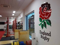 17-England Rugby training gym