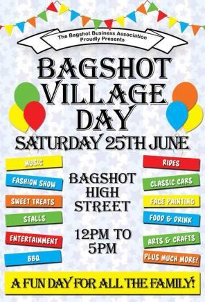 Bagshot Village Day 2016