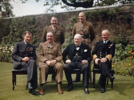 Churchill's wartime Chiefs of Staff