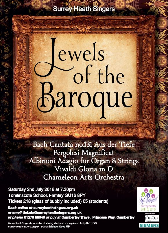 Jewels of the Baroque