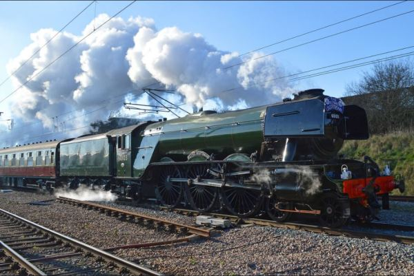 LNER Class A3 4-6-2 No60103 'Flying Scotsman'