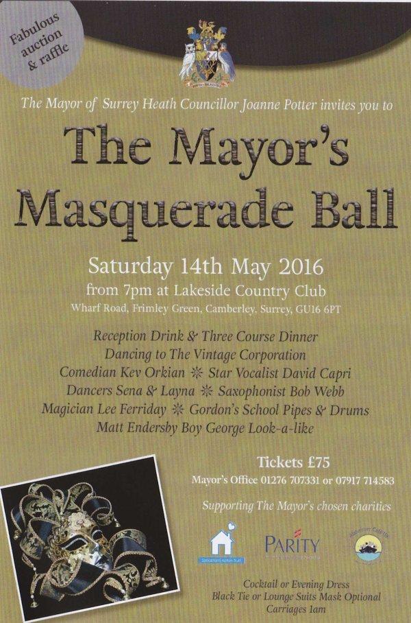 Mayor's Ball