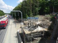 Woodlands Lane M3 Bridge_5