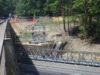 Woodlands Lane M3 Bridge_6