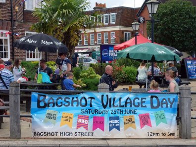 1-Bagshot Village Day