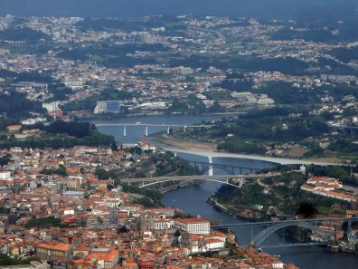 1-View of River Douro in Porto