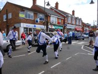 18-Chobham Morris entertain