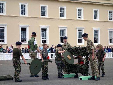 2-Frimley & Camberley Cadet Gun Run