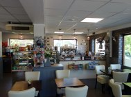 2-Partial view of inside of Randalls Coffee and Wine Bar