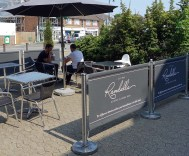3-Some of the outside seating