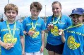 4-Touchtennis medals