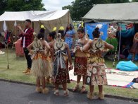 7-Fiji cultural display