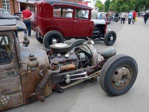 15-The exhaust pipe amazes