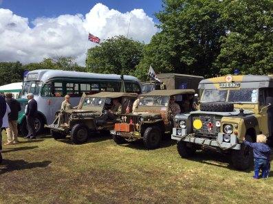 7-Historic vehicles
