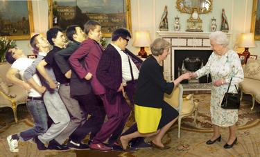 Theresa May and Madness