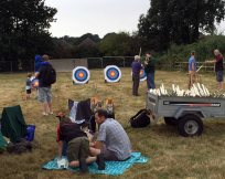 2-Experience archery