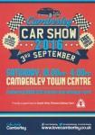 Camberley Car Show