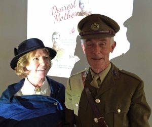 Joanna Palmer & Andrew Baines