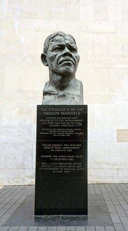 Nelson Mandela - South Bank