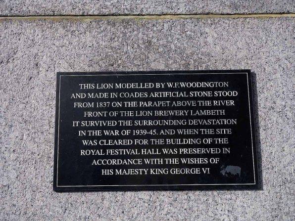 3-plaque-on-the-south-bank-lion-plinth