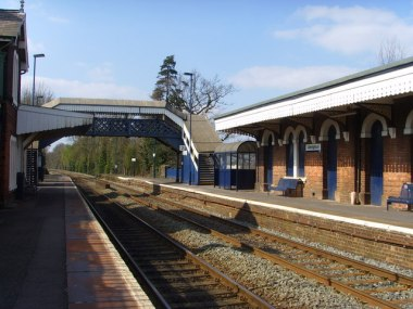 albrighton-railway-station