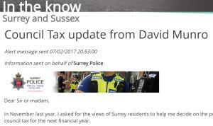 surrey-pcc-council-tax-update
