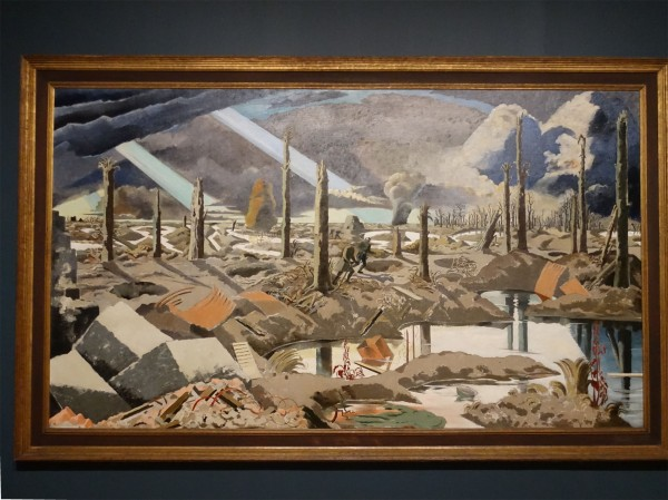 the-menin-road-by-paul-nash-1919