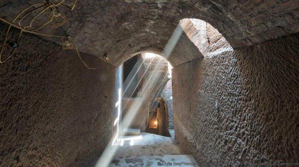 williamson-tunnels