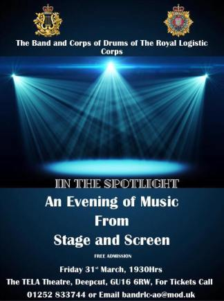 1-RLC Band concert