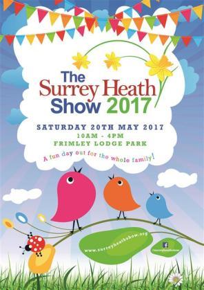 Surrey Heath Show 2017