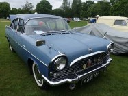 11-The Mayor's choice in the classic car show