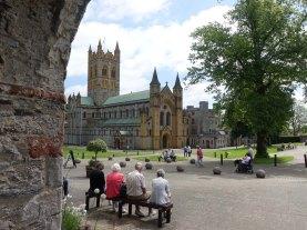 1-Buckfast Abbey view