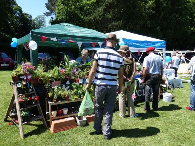 1-Lightwater Gardening Club stand
