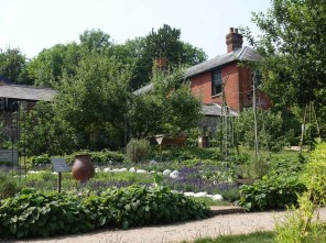 11-Walled garden by the stables