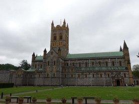 2-Buckfast Abbey view