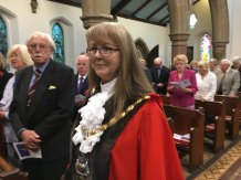 2-Mayor of Surrey Heath, Cllr Valerie White