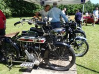 3-Classic motorbikes