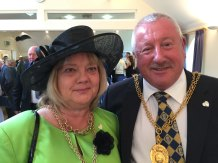 4-Mayor & Mayoress of Guildford