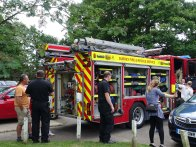 7-Fire engine attracts interest