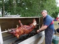 8-Hog roast