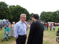 9-Our MP Michael gove in conversation