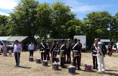 12-RLC Corps of Drums