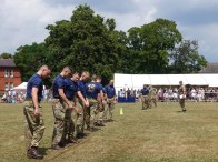 2-Grenadier Guards Tug-of-War competition