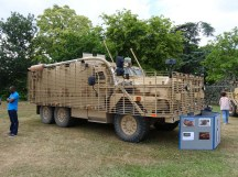5-Mastiff troop carrier