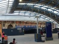 3-Entarnce ramp for Waterloo new platforms