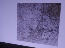 3-1934 map of Frith Hill with POW camps