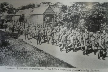 4-German POW's