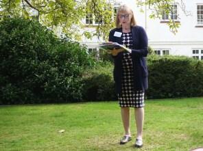 7-Pippa Anderson retells Mrs Savill's story