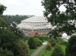 7-The Temperate House restoration viewed from the Treetop Walkway