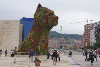 10-Puppy by Jeff Koons